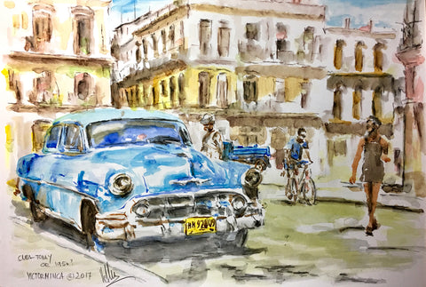 Cuba Today or 1950?