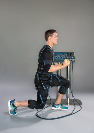 Electronic Muscle Stimulation: The Workout That Does the Work