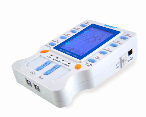 EMS TENS machine: Tone-A-Matic TAMTEC SPORT 2 PLUS