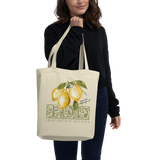 IOD Eco Tote Bag, Lemon Drops