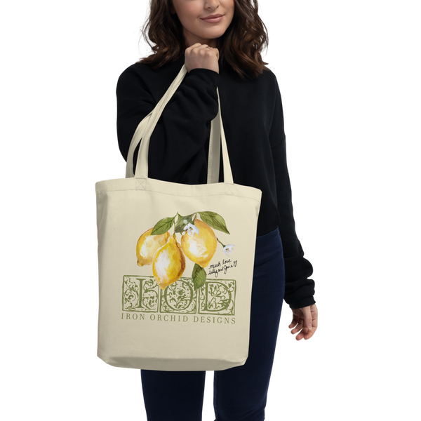 IOD Eco Cotton Tote