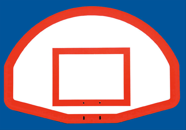 Fan Basketball Backboard Targets and Borders