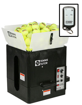 Tennis Tutor Plus w/ Remote