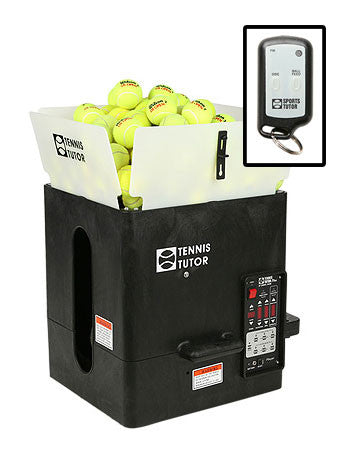Tennis Tutor Plus Player w/ Remote