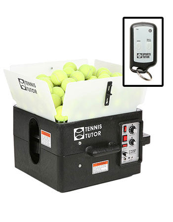Tennis Tutor w/ Remote & 2-Line Feature