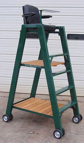 Classic Umpire Chair, Green