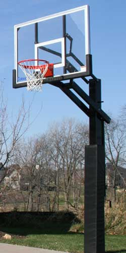 Pro™-645 Adjustable Basketball System