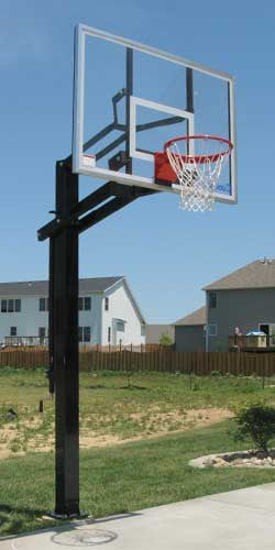 Pro™-646 Adjustable Basketball System