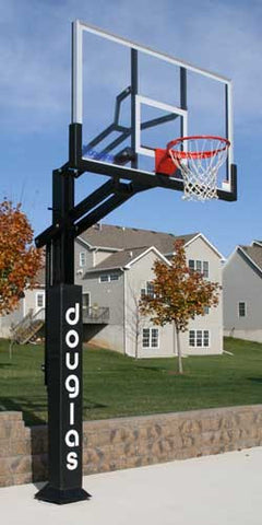 Pro™-656 Adjustable Basketball System