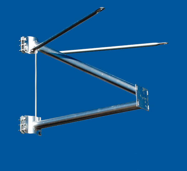 Wall Mount Basketball Extensions (For Rectangular Boards)