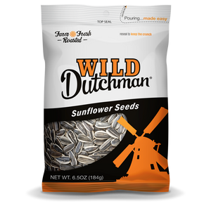 ORIGINAL SALTED SUNFLOWER SEEDS • 6.5 OZ
