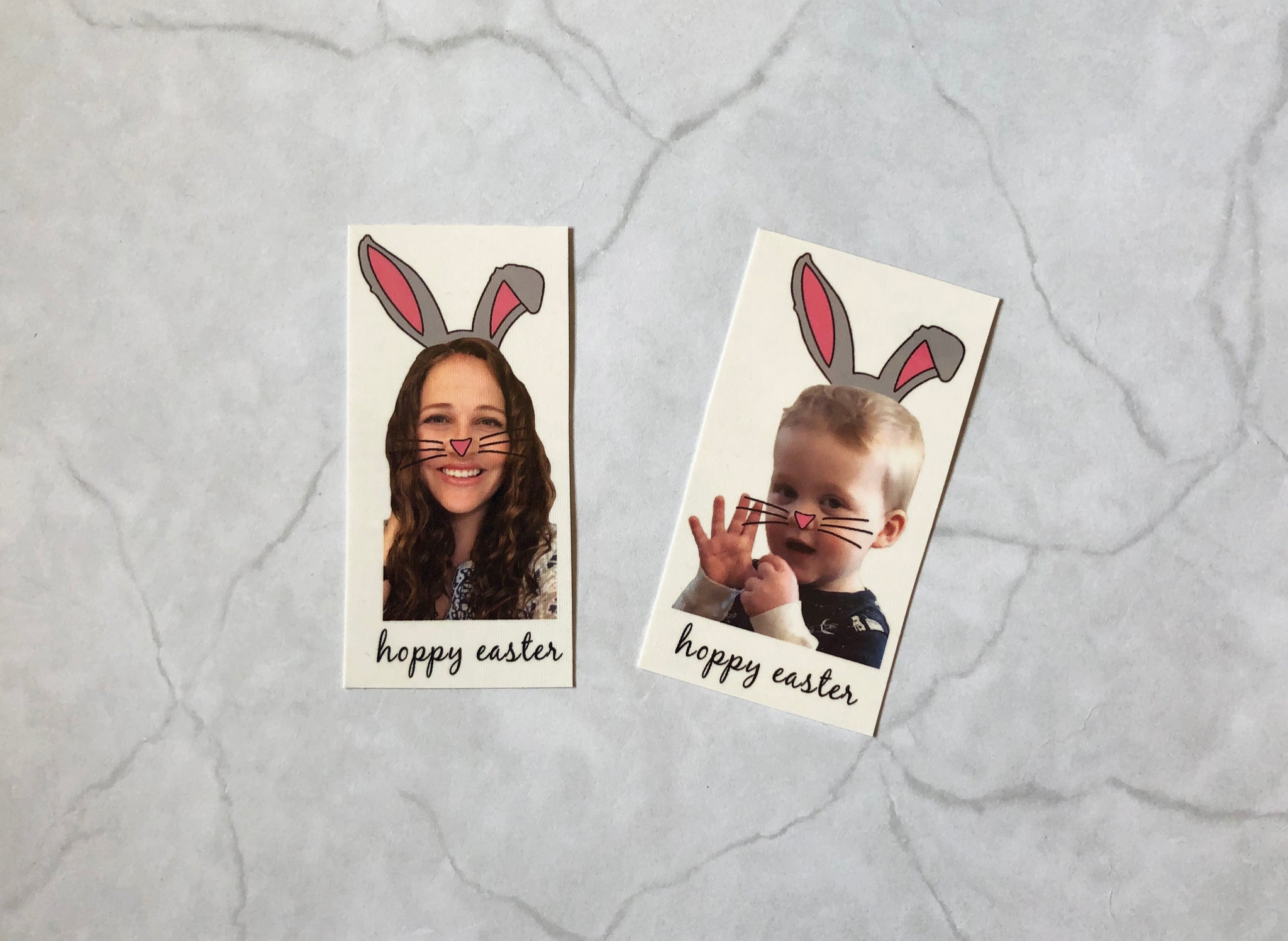 temporary tattoo // easter // custom