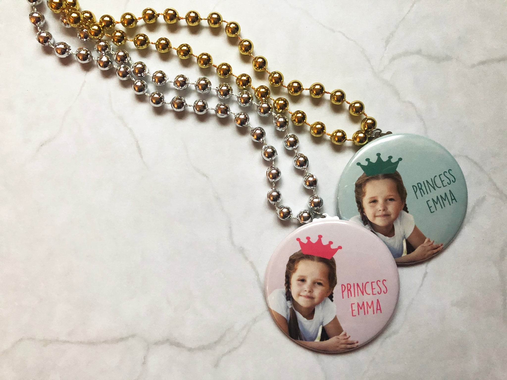 necklace // princess photo