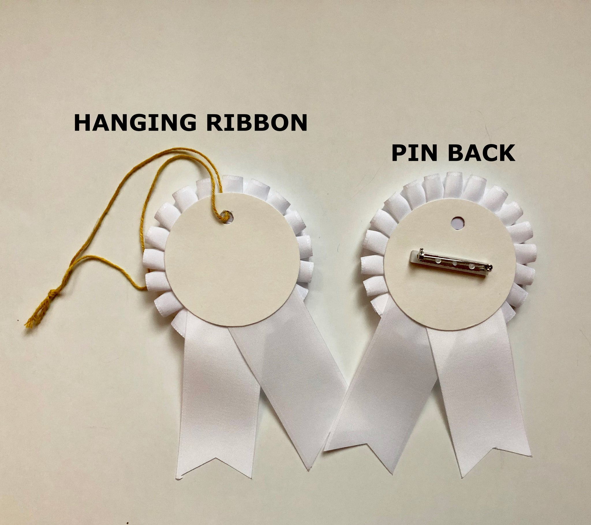 award ribbon // bachelorette awards
