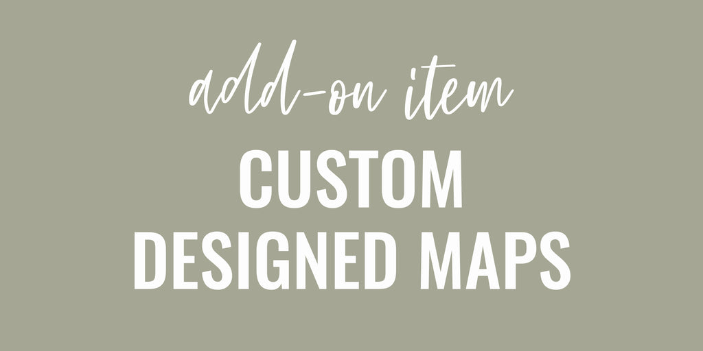 *NEW!* CUSTOM MAPS