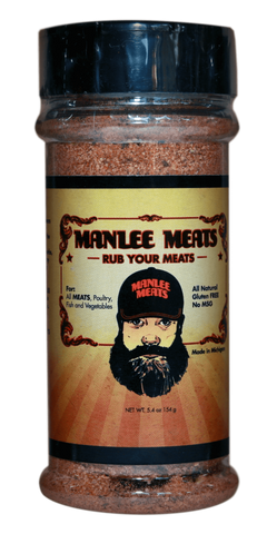 MANLEE MEATS Spice Rub - Great Lakes Made