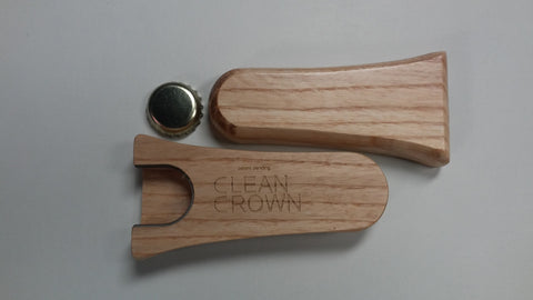 Comfortable, Wood, Hand Bottle openers, For PERFECT Caps.