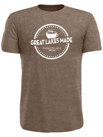 Great Lakes Made Café T-Shirt