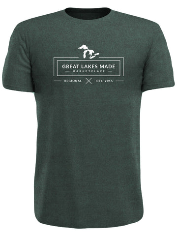 Great Lakes Made Marketplace T-Shirt