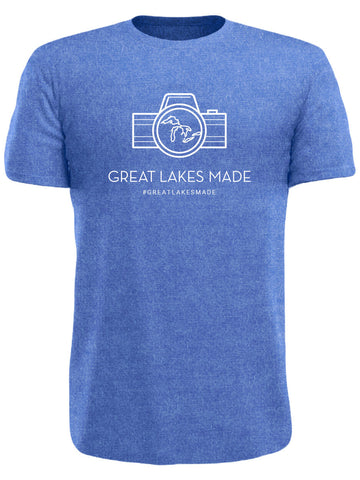 Great Lakes Made Photography T-Shirt