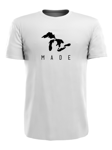 Great Lakes Made II Tee - Great Lakes Made