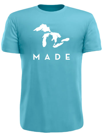 Great Lakes Made Icon T-Shirt (2017)