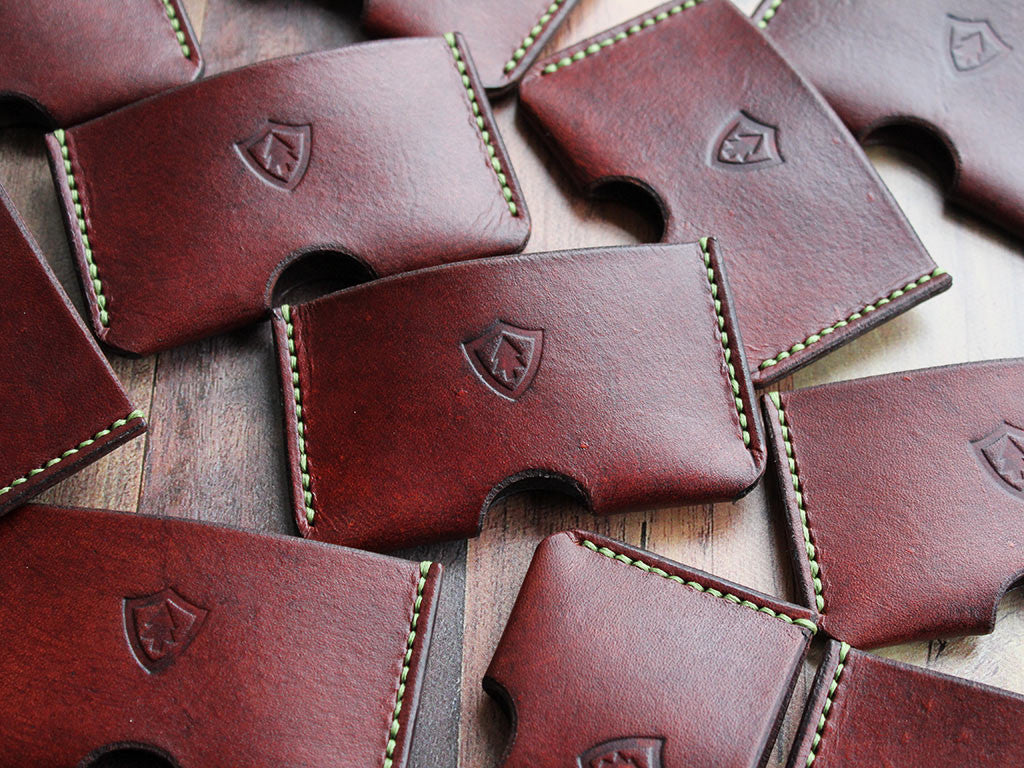 Custom Leather Goods Hide & Home