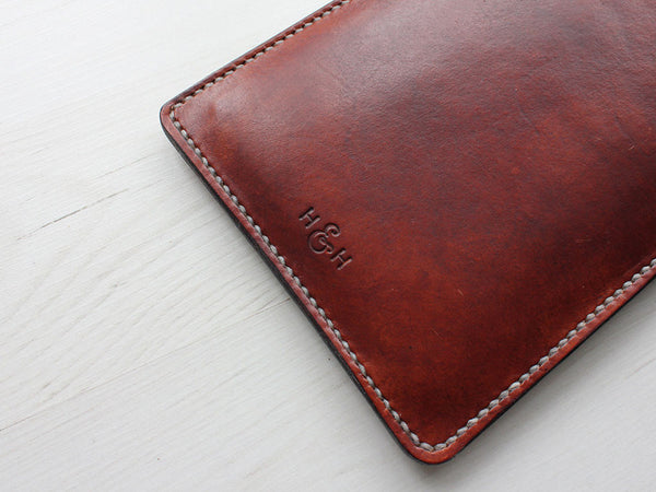 Leather Kindle Case - Hide & Home - 3