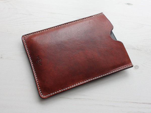 Leather Kindle Case - Hide & Home - 1