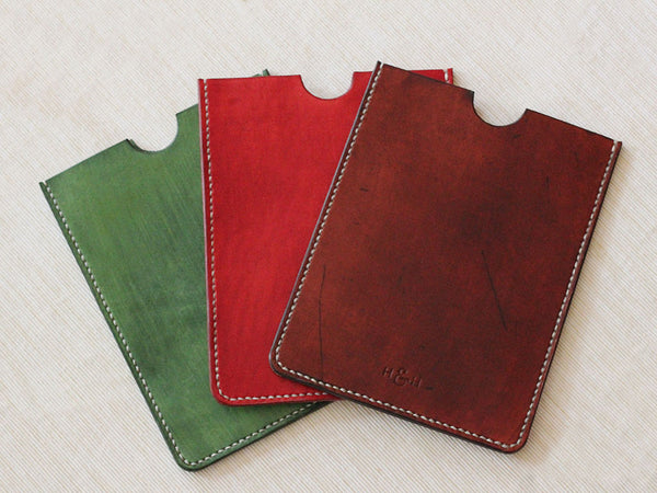 Leather Kindle Case - Hide & Home - 5