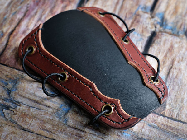 Leather Archery Bracer