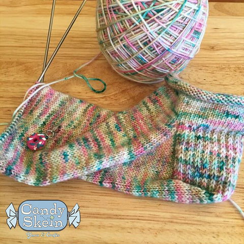 Class: Beginning Knitting (Feb 8, 15 & 22)