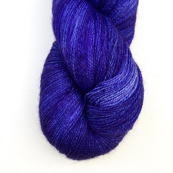 Delicious Lace- Violent Violet Lollipop