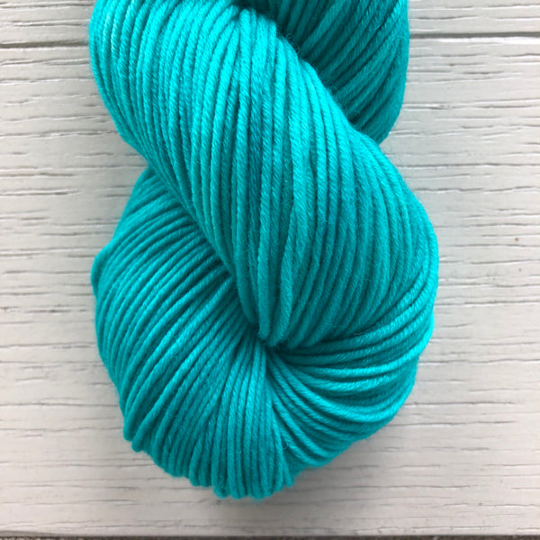 Delectable Worsted- Blue Raspberry