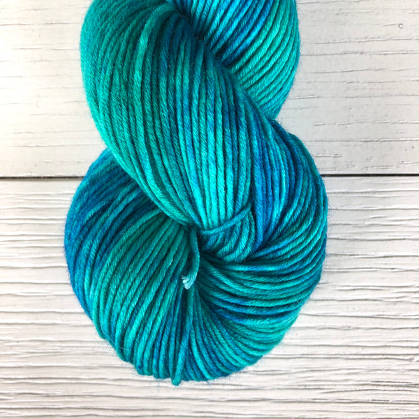 Delectable Worsted- Brain Freeze