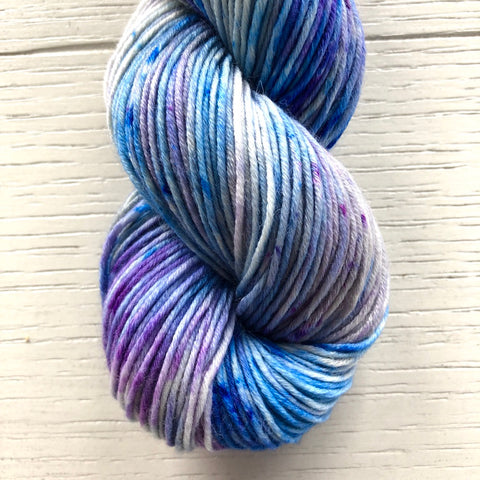 Delectable Worsted- Rebel Princess Pop Rox