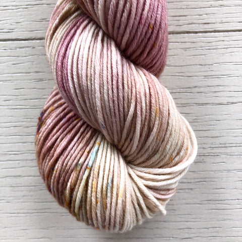Delectable Worsted- Rose Taco