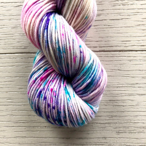 Delectable Worsted- Unicorn Gumball