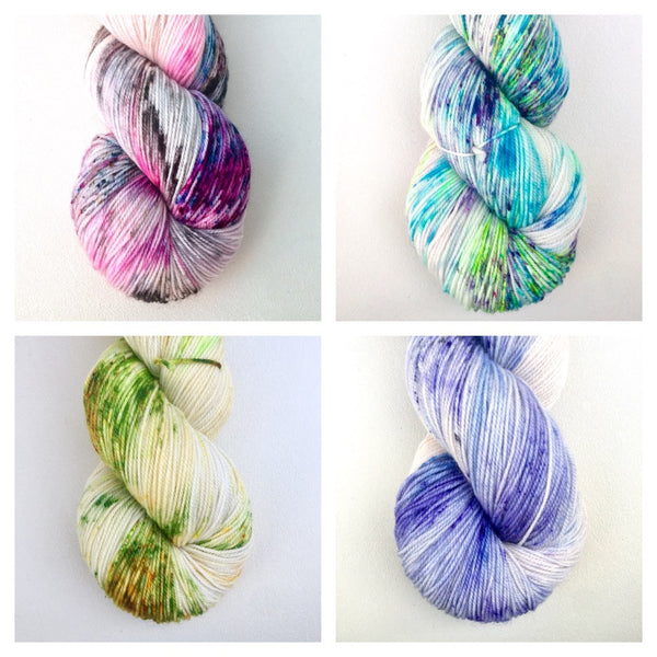 Fairytale Collection: Set 1 (1/4 skeins)