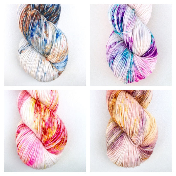 Fairytale Collection: Set 2 (1/4 skeins)