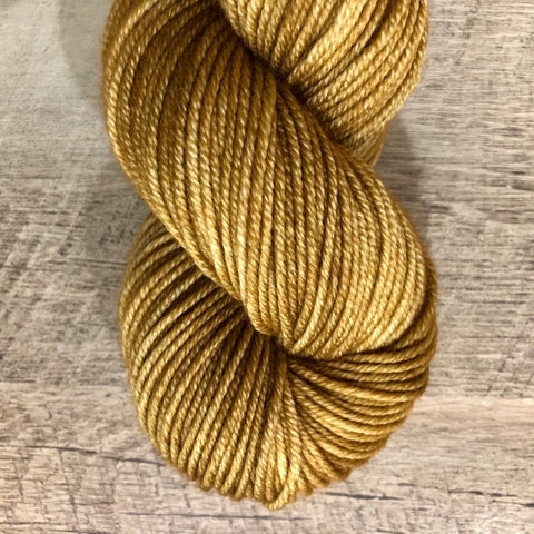 Monthly Colorway- Juicy Worsted September '18 Apple Butter