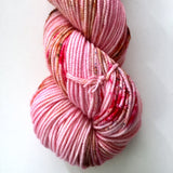 Monthly Colorway- Juicy Worsted April '17 Cherry Blossom Mochi