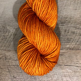 Monthly Colorway- Juicy Worsted November '18 Creamy Tomato Soup