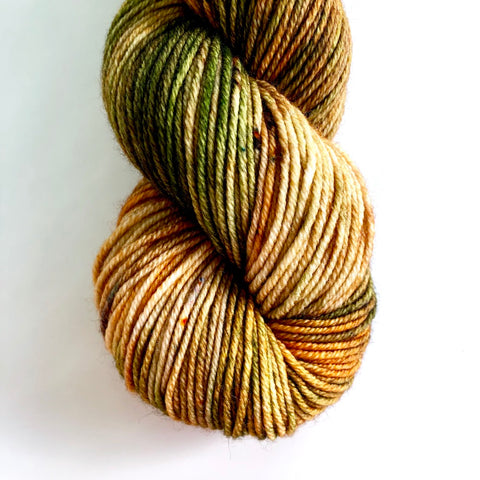 Monthly Colorway- Juicy Worsted November '19 Falling Gummy Leaves