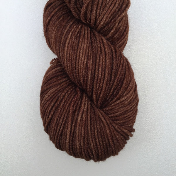 Juicy Worsted- Fudge Brownie