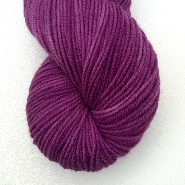 Juicy Worsted- Grape Fizz