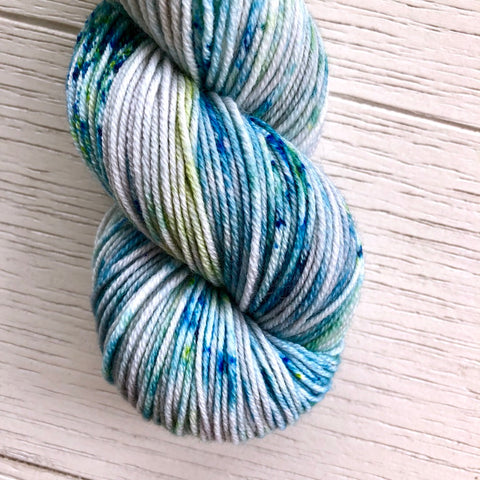 Monthly Colorway- Juicy Worsted September '19 Juice Box