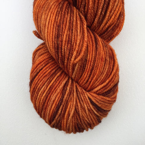 Juicy Worsted- Pumpkin Spice