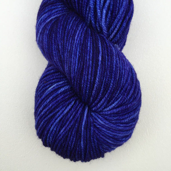 Juicy Worsted- Violent Violet Lollipop