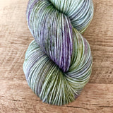 Monthly Colorway- Luscious Fingering May '19 Blooming Artichoke